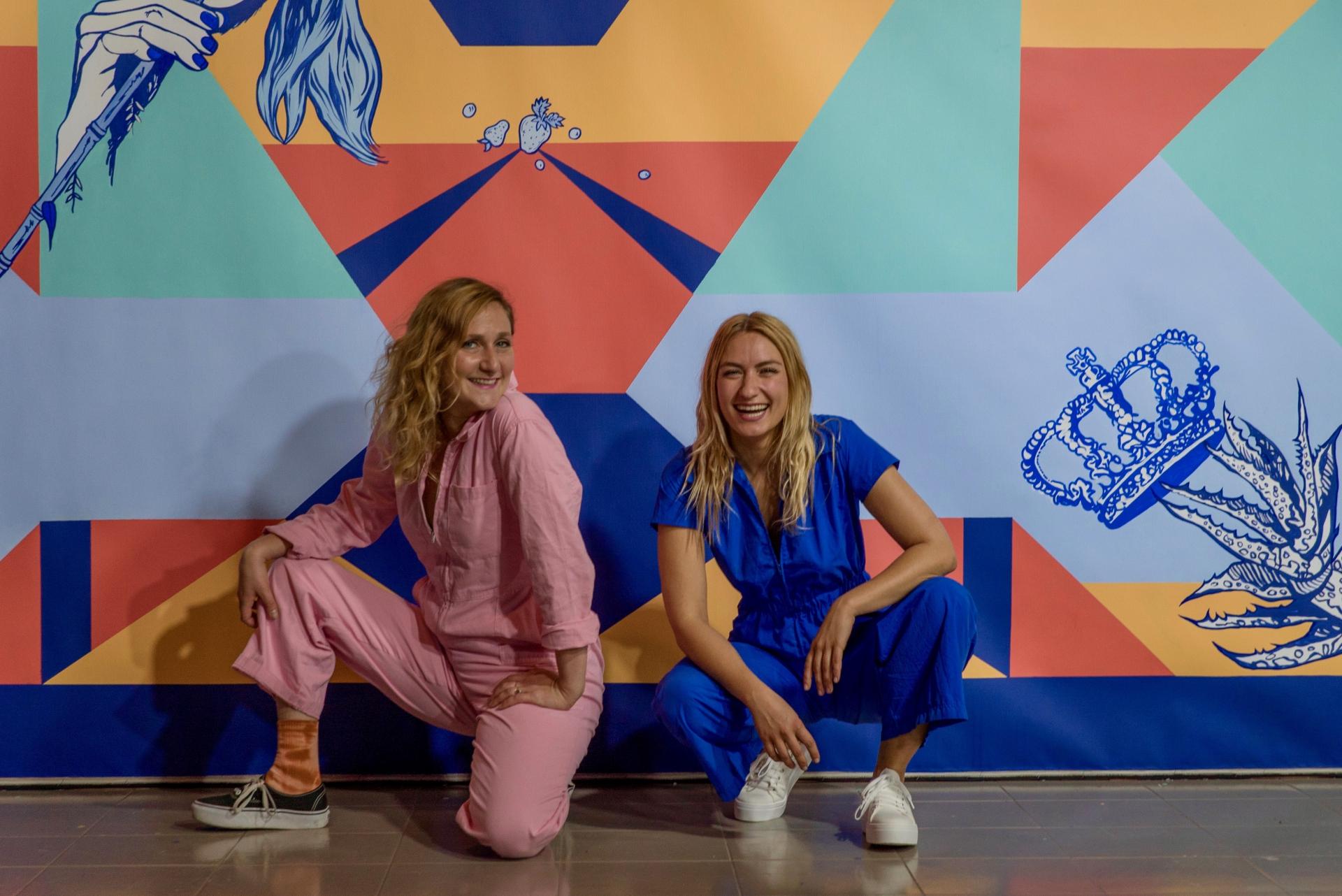 Bombay Sapphire x Amandine Lesay & Caroline Derveaux