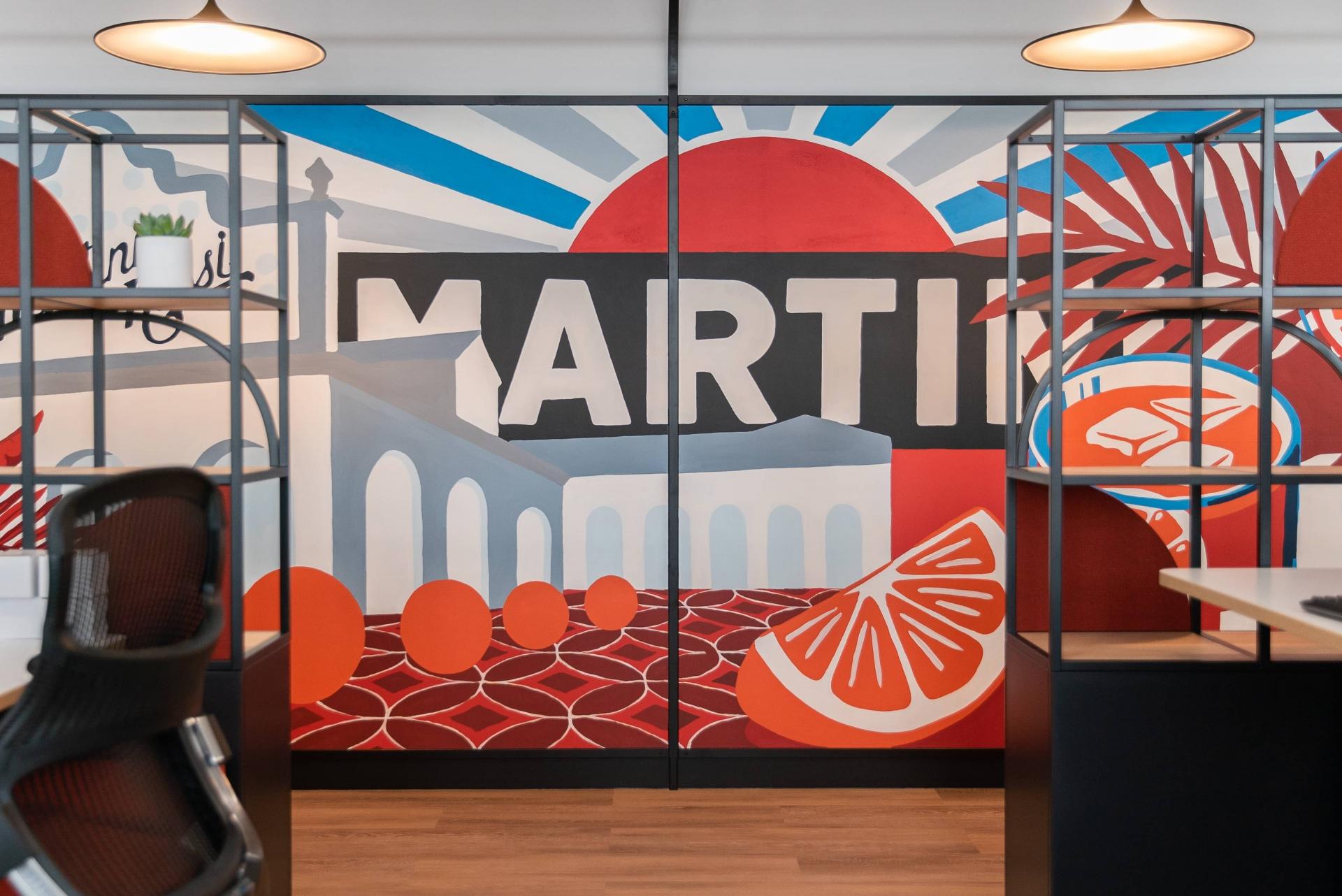 Martini x Deborah Desmada