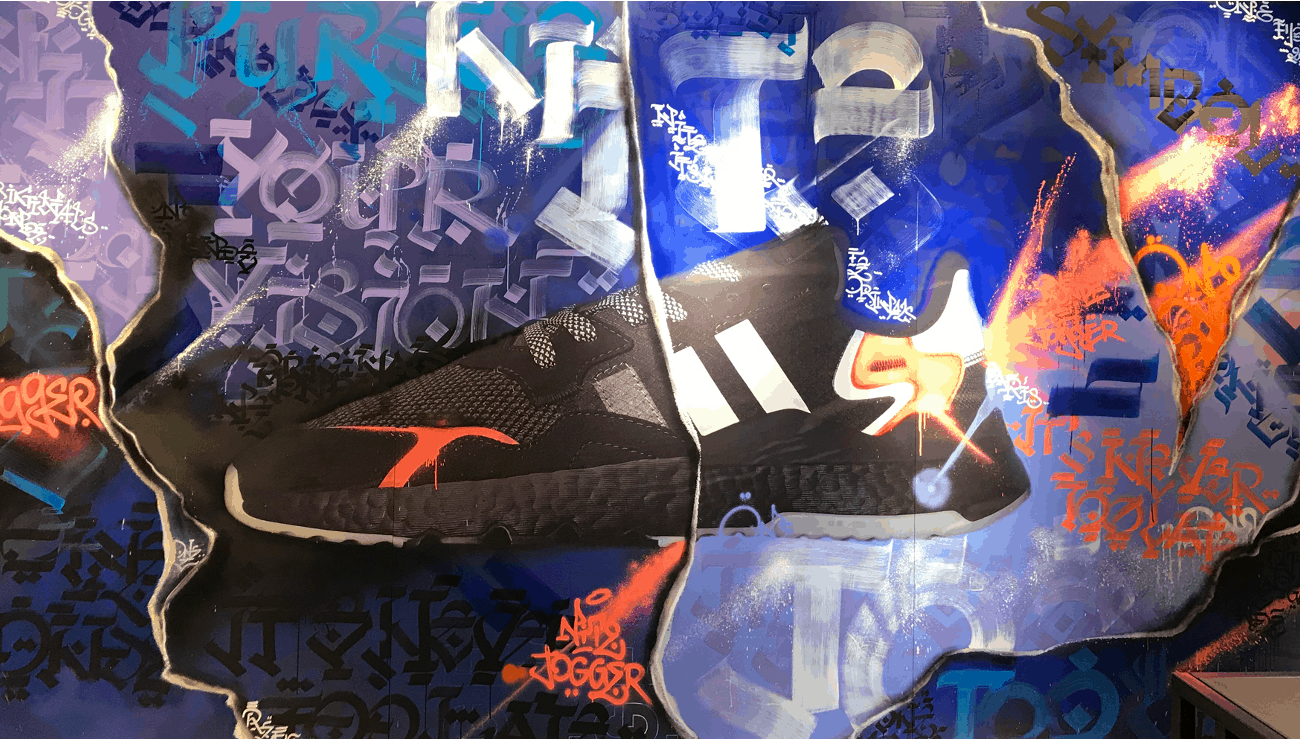 Adidas x Mondé